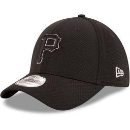 Pittsburgh Pirates New Era 39THIRTY Flex Hat - Black   Fanatics