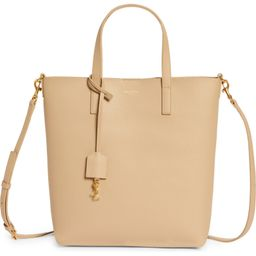 Toy North/South Leather Tote | Nordstrom