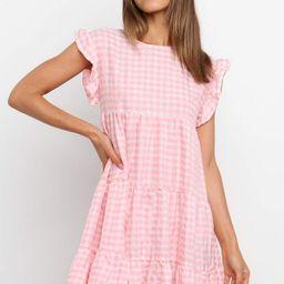 Rylan Dress - Pink | Petal & Pup (US)