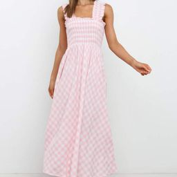Palmy Dress - Blush | Petal & Pup (US)