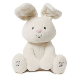 GUND® Flora The Animated Bunny Plush Toy | buybuy BABY | buybuy BABY