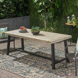 Kya Outdoor Dining Table | Wayfair Professional