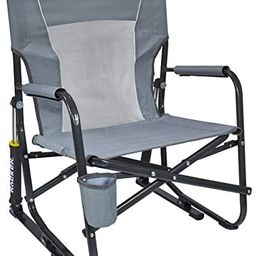 GCI Outdoor FirePit Rocker Portable Folding Low Rocking Chair | Amazon (US)