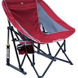 GCI Outdoor Pod Rocker Collapsible Rocking Chair | Amazon (US)