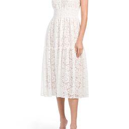 Lace Dress   TJ Maxx