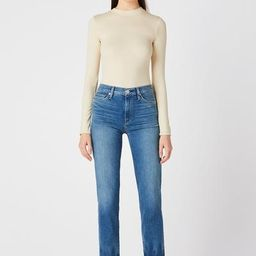 Barbara High-Rise Straight Crop Jean | Hudson Jeans
