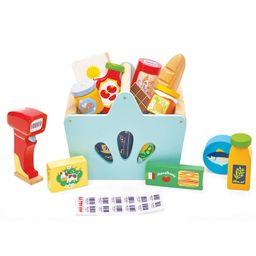 Honeybake Grocery Basket Set & Scanner | Dillards