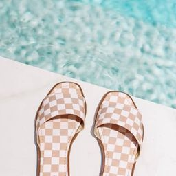 Oh Louie Sandals - Nude | Hazel and Olive