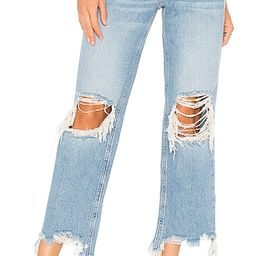 Maggie Straight Jean   Revolve Clothing (Global)