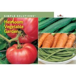 Burpee Simple Solutions Heirloom Vegetable Garden Seed-69316 - The Home Depot | The Home Depot