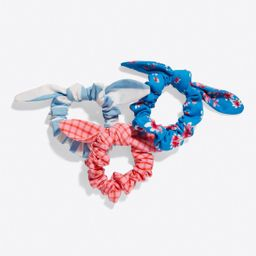 Knotted Scrunchie 3-Pack | Draper James (US)
