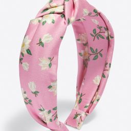 Knotted Headband in Pink Magnolia | Draper James (US)