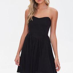 Sweetheart Mini Dress | Forever 21 (US)
