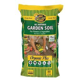 Kellogg Garden Organics 1 cu. ft. All Natural Garden Soil for Flowers and Vegetables-6770 - The H... | The Home Depot
