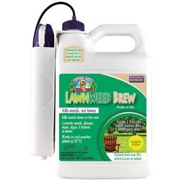 Bonide Lawnweed Brew RTU Gal Battery Powered Wand-2615 - The Home Depot | The Home Depot