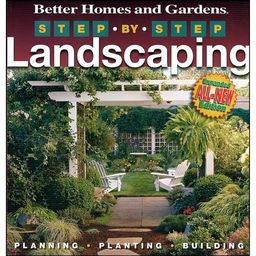 Step-by-Step Landscaping (2nd Edition)   Walmart (US)