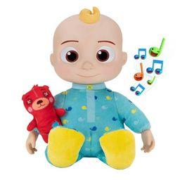 CoComelon Roto Plush Bedtime JJ Doll   Target