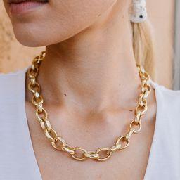 Athena Chain Necklace | Amaryllis Apparel