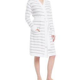 CozyChic Lite Striped Wrap Robe | Dillards