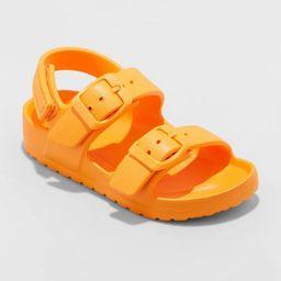 Toddler Boys' Ade Slip On Footbed Sandals - Cat & Jack™   Target