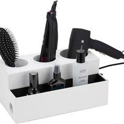 JACKCUBE Design Hair Dryer Holder Hair Styling Product Care Tool Organizer Bath Supplies Accessor...   Amazon (US)