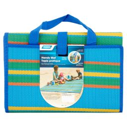 """Camco 42815 60""""x 78"""" Handy Mat with Carrying Strap - For Picnics, Beach, Rving and Outings - Blue...   Walmart (US)"""