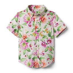 Dahlia Poplin Shirt | Janie and Jack