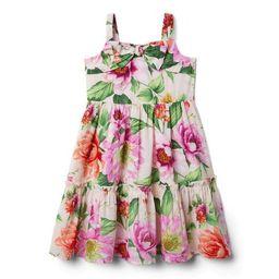 Dahlia Bow Midi Dress | Janie and Jack