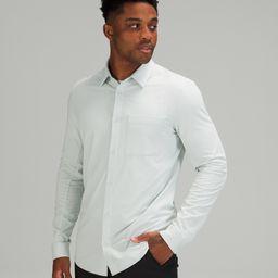Commission Long Sleeve Shirt | Men's Long Sleeve Tops | lululemon | Lululemon (US)