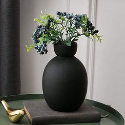 Tenforie Flower Vase Ceramic Vases for Decor, Flower Vase for Home Decor Living Room, Home, Offic...   Amazon (US)