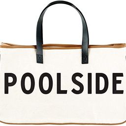 Creative Brands Hold Everything Tote Bag, Large, Poolside,G3151 | Amazon (US)