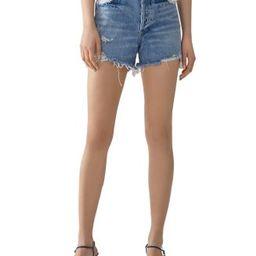Dee Ultra High-Rise Classic Denim Shorts in Ricochet   Bloomingdale's (US)