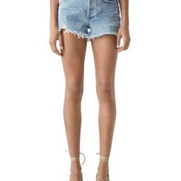 Parker Cutoff Denim Shorts   Bloomingdale's (US)