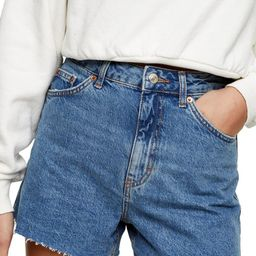 A-Line Mom Shorts   Nordstrom