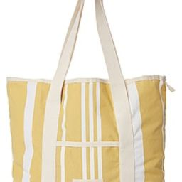 business & pleasure co. The Beach Bag in Vintage Yellow Stripe from Revolve.com | Revolve Clothing (Global)