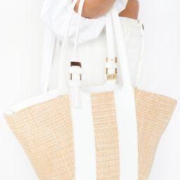 Elyse Straw Bag | Show Me Your Mumu