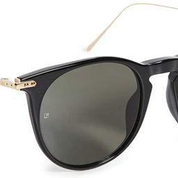 Linda Farrow Luxe Women's Ellis Round Sunglasses | Amazon (US)