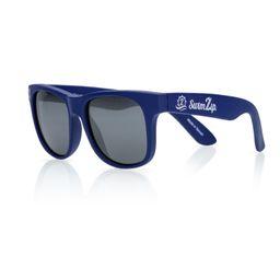 Kids' Wayfarer Sunglasses - Navy | SwimZip