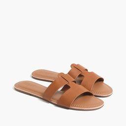 Beachside slide sandals | J.Crew Factory