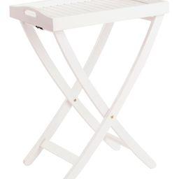 Indoor Outdoor Tray Table   Furniture & Lighting   Marshalls   Marshalls