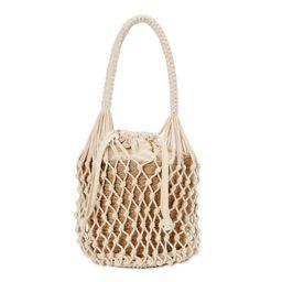 Scoop Women's Macrame Bucket Bag | Walmart (US)