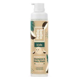 Hello Bello Kids Shampoo & Body Wash, Coconut, 10 oz | Walmart (US)