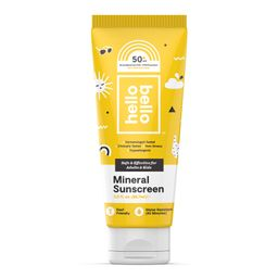 Hello Bello Mineral Baby Sunscreen, SPF 50+, 3 oz | Walmart (US)