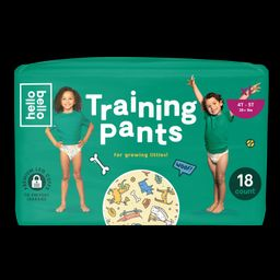 Hello Bello Training Pants - Li'l Barkers - 4T-5T/X-Large (18ct) | Walmart (US)
