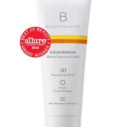 Countersun Mineral Sunscreen Lotion SPF 30 – 6.7 oz.   Beautycounter.com