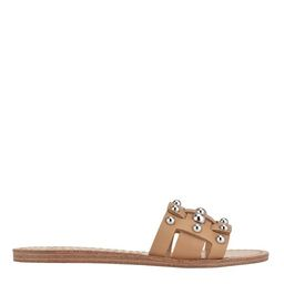 Pacca Studded Flat Sandal | Marc Fisher