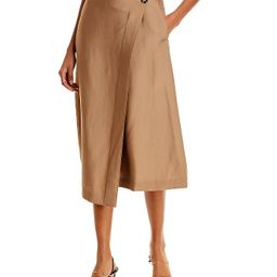 Asymmetric Wrap Skirt | Bloomingdale's (US)