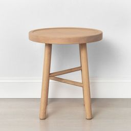 Shaker Accent Table or Stool - Hearth & Hand™ with Magnolia   Target