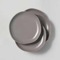 Stoneware Appetizer Plate - Hearth & Hand™ with Magnolia   Target