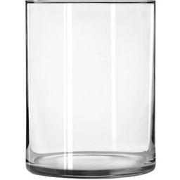 Libbey Glasswares Wide Cylinder Floral Vase, 1 Each   Walmart (US)